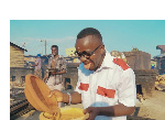 Ajeezay hypes palm nut soup in new song 'Jerusalem soup'