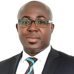 Derrick Ewudzie-Odoom, Country Director, MCF