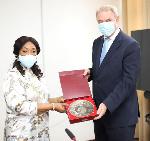 Netherland ambassador bids farewell to Foreign Minister