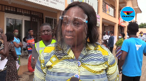 Ga East Municipal MCE, Janet Tulasi Mensah