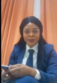 Former HIV/AIDS Ambassador, Joyce Dzidzor Mensah