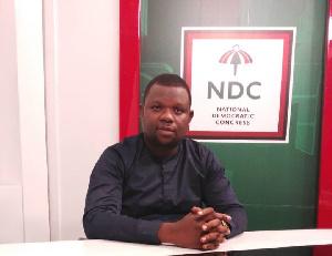 Ashanti Regional Secretary of the NDC, Kwame Zu