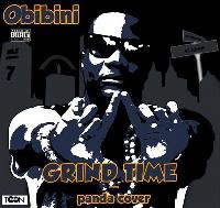 Obibini 'Grind Time' cover