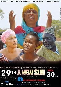 'A new sun' movie cover