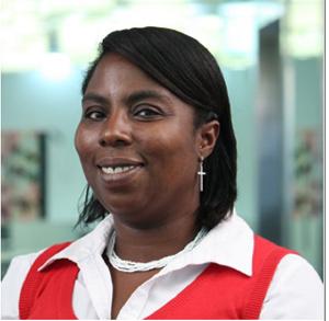 Constance Agyeman, Director of International Development, Nesta Challenges