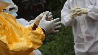 Ebola a highly infectious condition