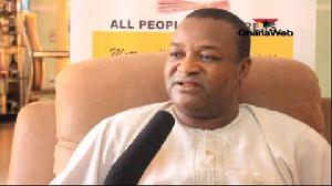 Hassan Ayariga says he will not take the vaccine