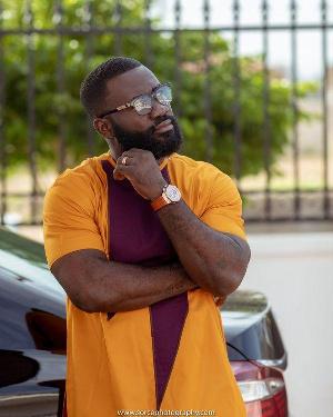 Kwame Afrifa-Mensah, media personality