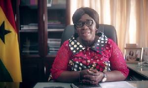 Chief of Staff, Frema Osei Opare