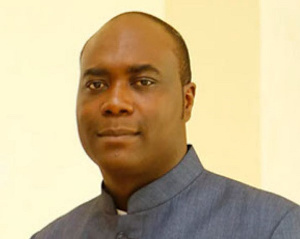 Member of Parliament for Tema Central, Yves Hanson-Nortey