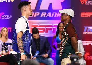 Dogboe defeated Lopez