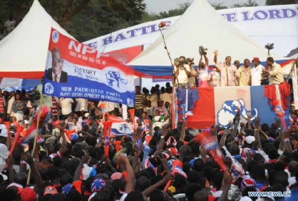 Amasaman NPP Execs file suit to stop PC from picking nomination forms