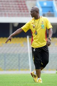 Coach Appiah