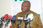 Hassan Ayariga, Founder and former flagbearer of the All People's Congress (APC)