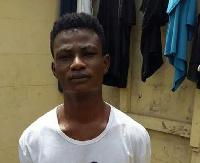 Daniel Asiedu MP JB-Danquah killer