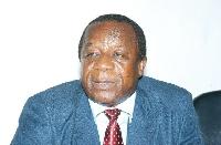 Michael Nsowah, Chairman of the Ghana Education Service