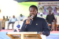 Dr. Donald Agumenu