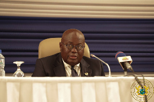 President Nana Addo Dankwa Akufo-Addo is currently in Togo to hold talks with all stakeholders