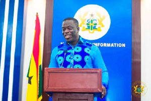 Ignatius Baffour-Awuah, Minister of Employment and Labour Relations