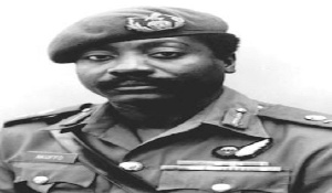 Lieutenant General Frederick William Kwasi Akuffo