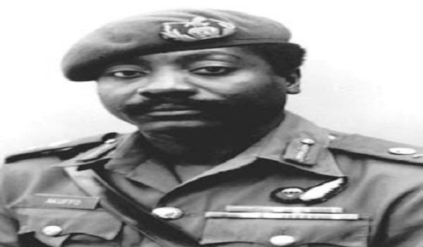 Lieutenant General Frederick William Kwasi Akuffo