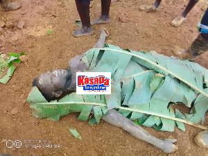 File photo: The deceased, Kofi Bantful