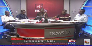 Newsfile airs on Multi TV's JoyNews channel on Saturdays from 9:00am to 12:00pm