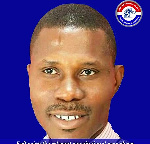 MP for Sefwi-Akontombra constituency, Alex Djornobuah Tetteh