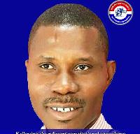 MP for Sefwi-Akontombra, Alex Tetteh Djornobuah