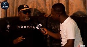 Kofi Adjorlolo on Uncut