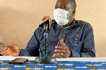 Dr Stephen Ayisi Addo, Programme Manager, National AIDS/STI Control Programme