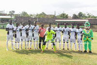 Black Satellites were no match for Dreams FC