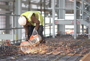 File photo [A Construction Worker]