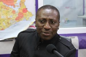 Member of Parliament for the Effutu Constituency, Alexander Afenyo-Markin