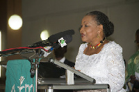 Joyce Aryee, Former CEO of Chamber of Mines
