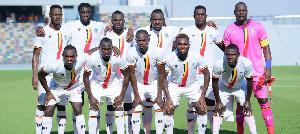 Uganda Away