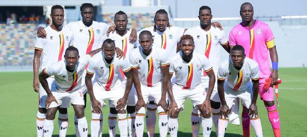 The Cranes of Uganda