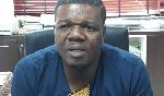 South Dayi MP, Rockson-Nelson Dafeamakpor