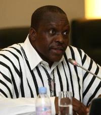 Second Deputy Speaker of Parliament, Alban Bagbin