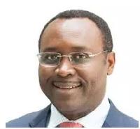 World Bank's Chief Economist for Africa, Mr Albert Zeufack