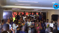 The Black Stars will leave Ghana to Abu Dhabi on Saturday