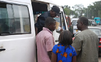 The selling of drugs on vehicles violates Public Health Act 2012- Act 851