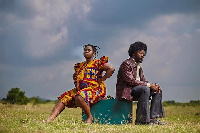 Lydia Forson was nominated for her role in Peter Sedufia's Keteke