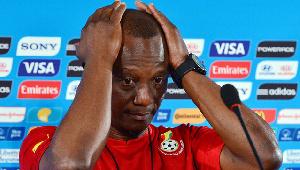 Kwesi Appiah Sad