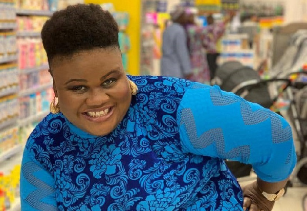 Using same Gospel acts on shows wrong - Nhyira Betty