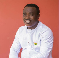 Divine Otoo Agorhom, NPP Greater Accra Regional Chairman