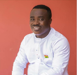 NPP'S Greater Accra Regional Chairman, Divine Otoo Agorhom