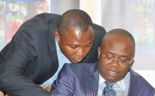 GFA unhappy with Sports Ministry