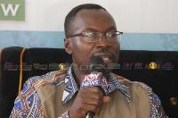 Dr Mathew Yamoah Kyei advised men to watch their lifestyle