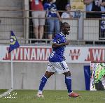 Ghana striker Majeed Warris on target for Strasbourg in pre-season win against Freiburg